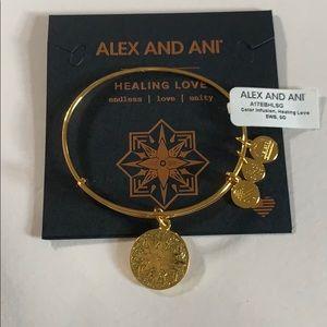 Alex and Ani Healing Love